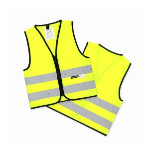 Reflective vests and harnesses for children